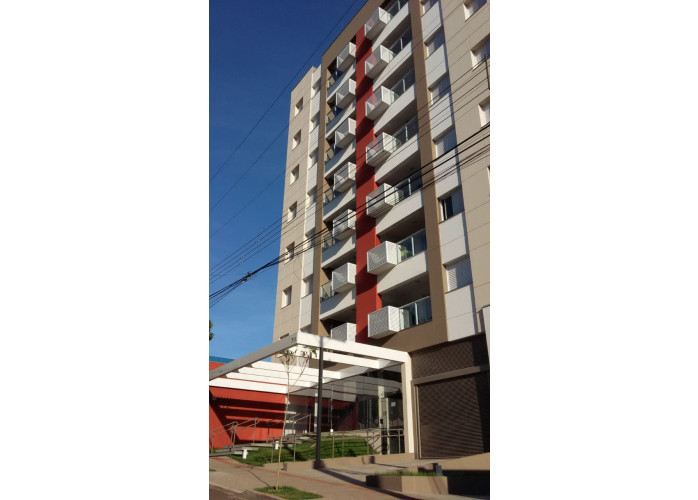 Imovel a venda londrina - apartamento centro rua raposo tavares