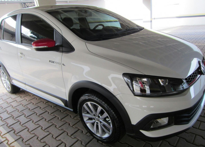 VW - VolksWagen Fox - Londrina|centro - FOX PEPPER - 2016 1.6 - completissimo, particular