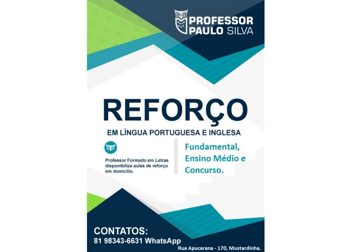 Português para concurso em Recife