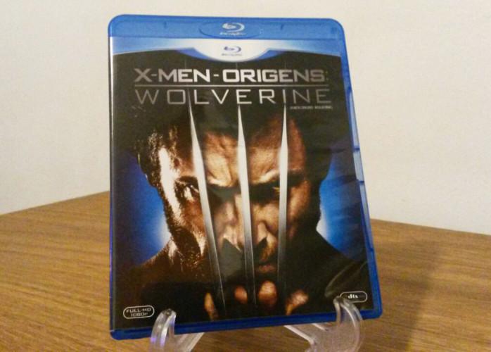 Blu-ray X-Men Origens: Wolverine (2009)