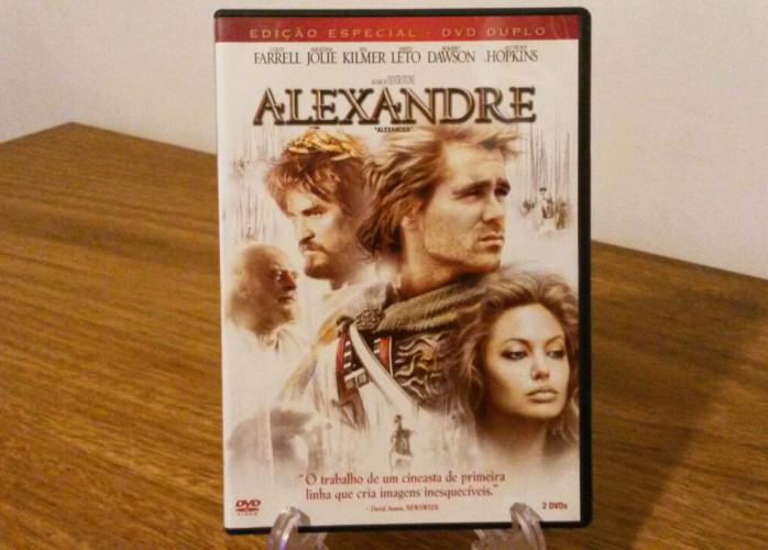 Dvd Duplo – Alexandre (Alexander - 2004)