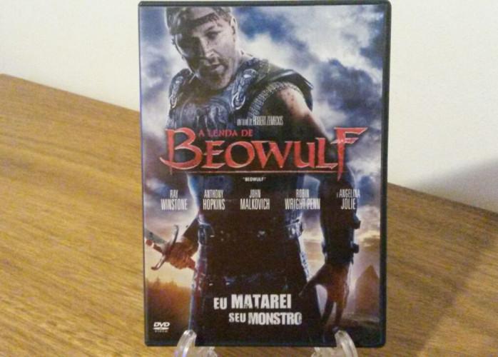 Dvd – A Lenda de Beowulf (2007)