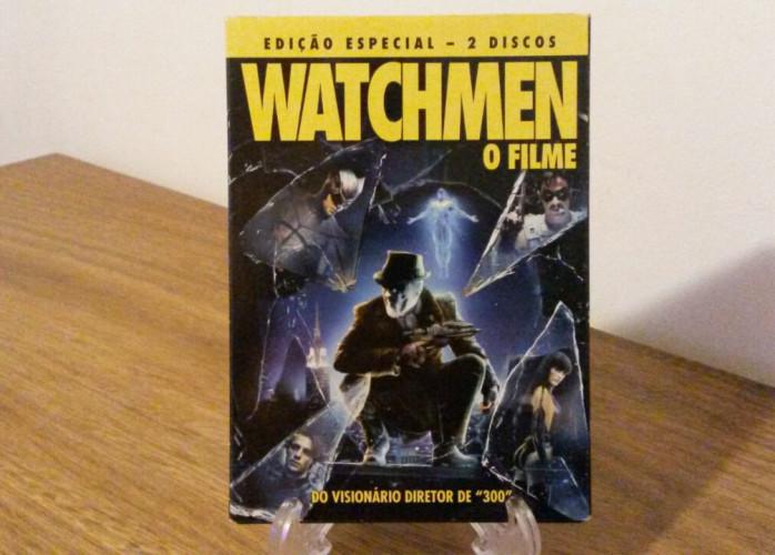Dvd Duplo – Watchmen: O Filme (2009)