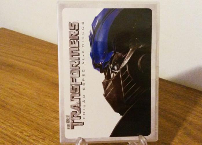 Dvd Duplo – Transformers Edição Especial (2007)