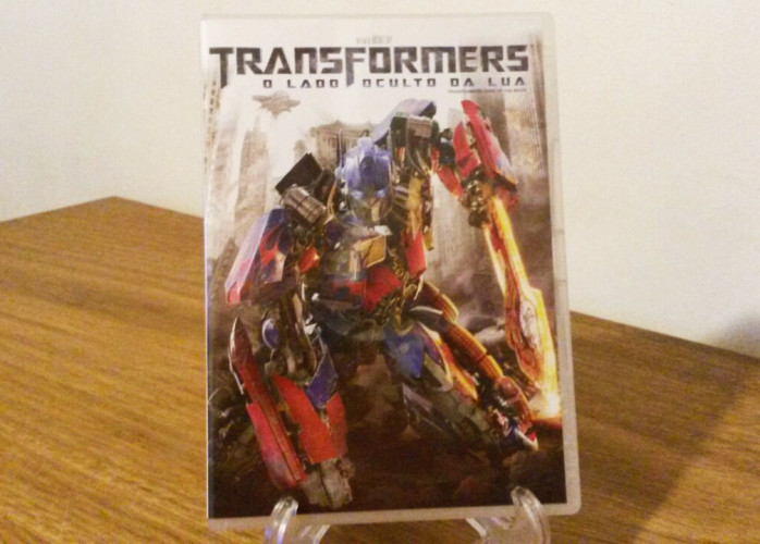 Dvd Transformers O Lado Oculto da Lua (2011)