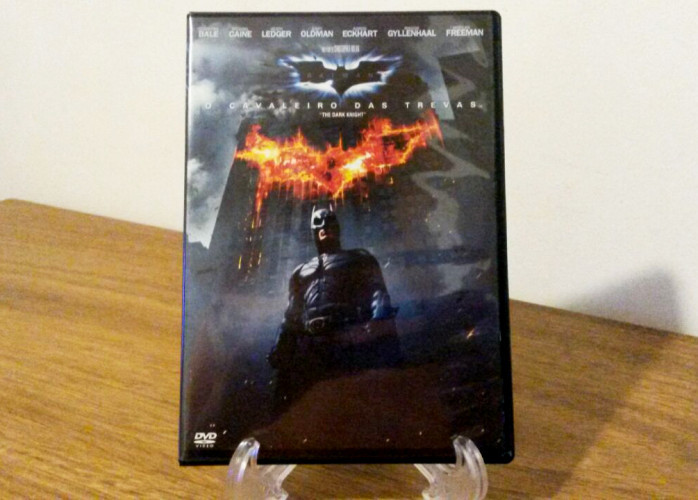 Dvd Batman: O Cavaleiro das Trevas (2008)