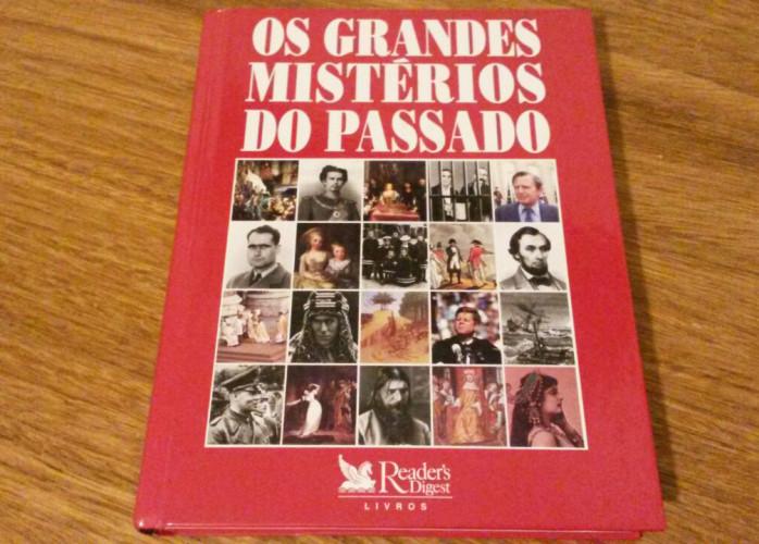 Livro - Os Grandes Mistérios do Passado Reader's Digest