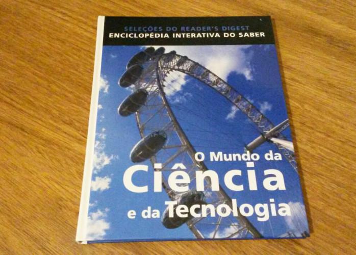 Livro - O Mundo Da Ciência E Da Tecnologia Reader's Digest
