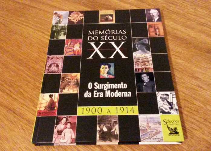 Livro – Memórias do Século 20 Seleções Reader's Digest