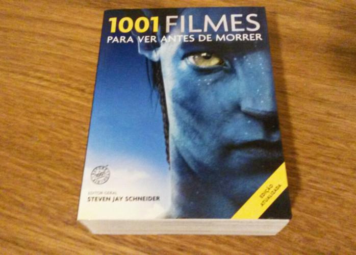 Livro – 1001 Filmes para Ver Antes de Morrer Ed. Sextante
