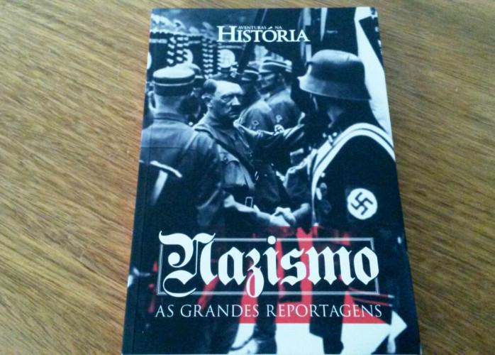 Livro – Nazismo: As Grandes Reportagens Ed. Abril