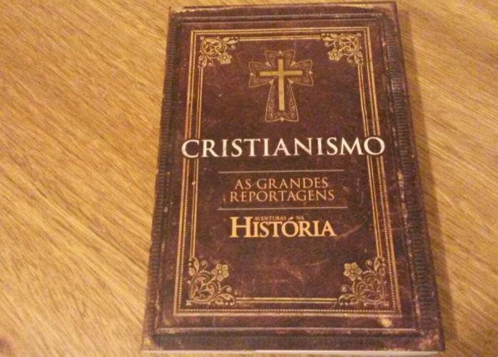 Livro – Cristianismo: As Grandes Reportagens Ed. Abril