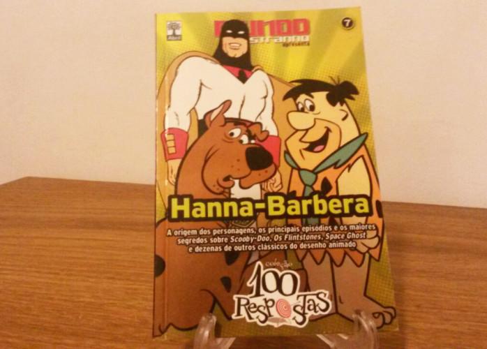 Revista – Coleção 100 Respostas 07 – Hanna-Barbera Ed. Abril