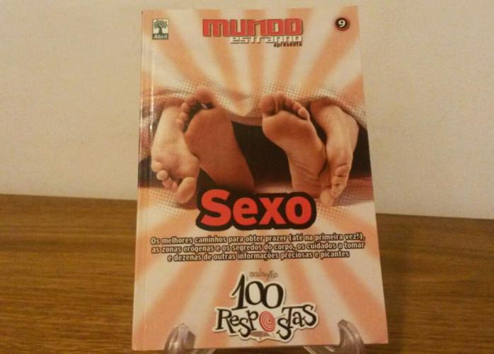 Revista – Coleção 100 Respostas 09 – Sexo Ed. Abril
