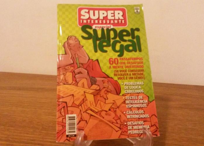 Revista – Especial Super Legal Ed. Abril