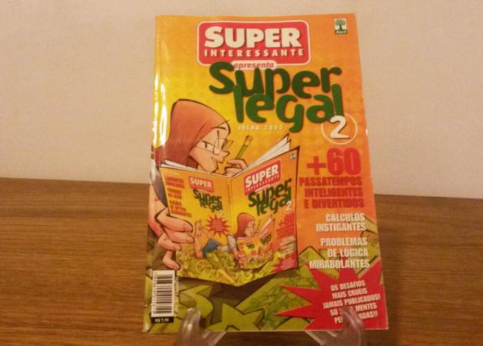 Revista – Especial Super Legal 2 Ed. Abril