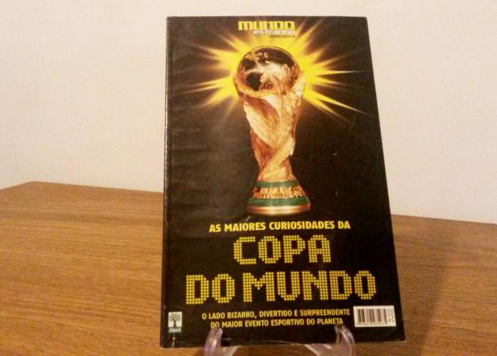 Revista – As Maiores Curiosidades da Copa do Mundo Ed. Abril