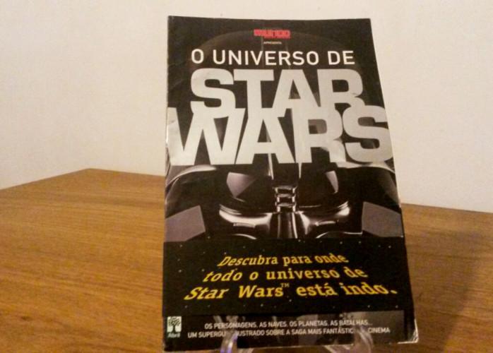Revista – O Universo de Star Wars Ed. Abril