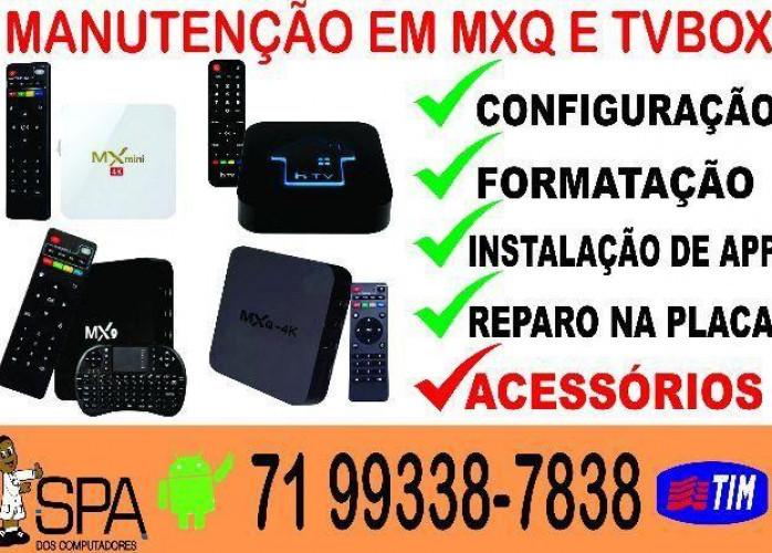 Reprogramação de TV -box