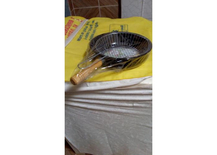 Fritadeira com cesto