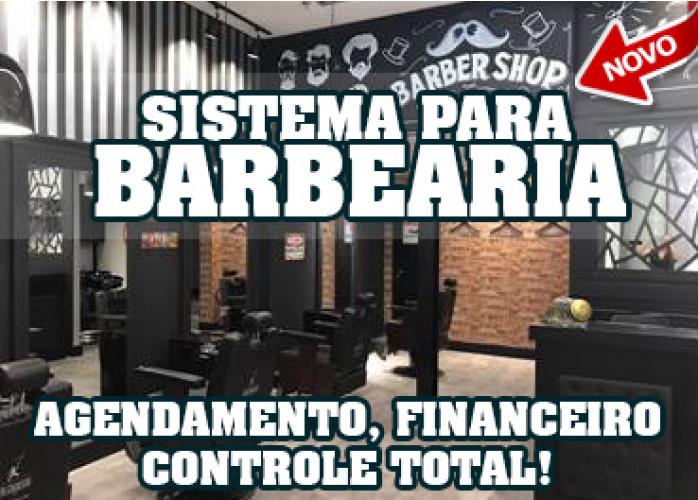 Sistemas! para, Barbearia, Manicure Pedicure, Salão de Beleza, e Clínica de Estética!