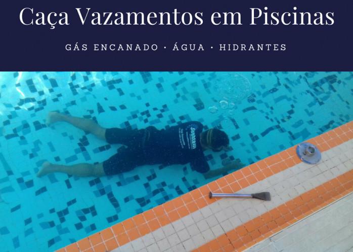 Detecção de Vazamentos em Piscinas