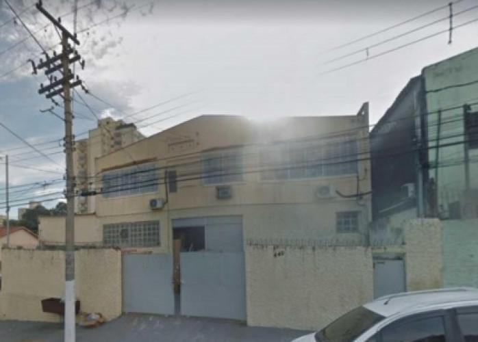 Galpão 750 m² Com Valor Abaixo do Mercado em São Paulo - Zona Sul.