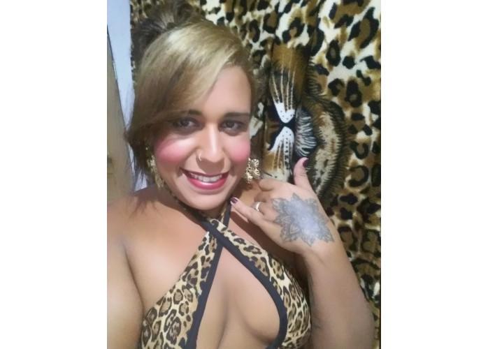 Thayná pantera nova temporada em Olinda