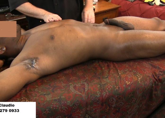Massagem lingam (massagem peniana) Taquara. Aceito cartão