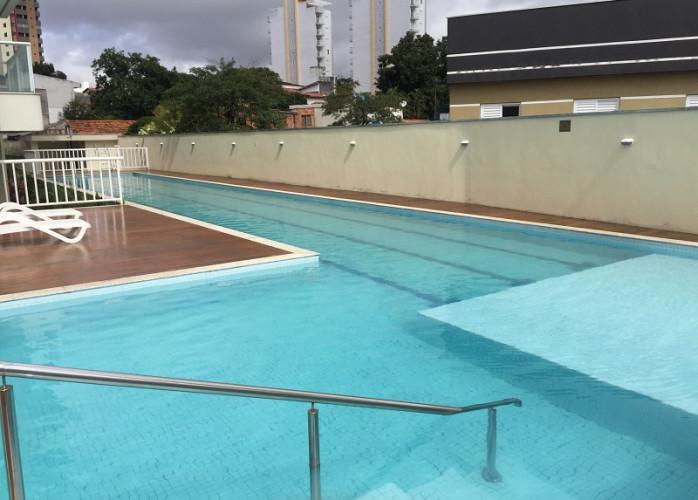 Excelente Apartamento 2 Dormitórios 58 m² Condomínio Jardim das Pitangueiras, Bairro Jardim - Santo André.