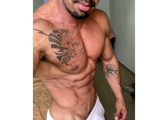 Alexandre gaúcho 19cm
