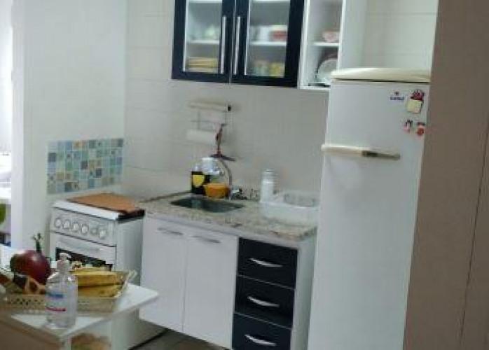 Apartamento 2 Dormitórios 49 m² no Fatto Santo André - Vila Alzira.