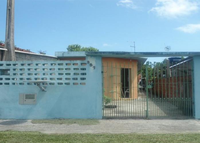Casa Nova Com Garagem Para 2 Carro Em Itanhaém