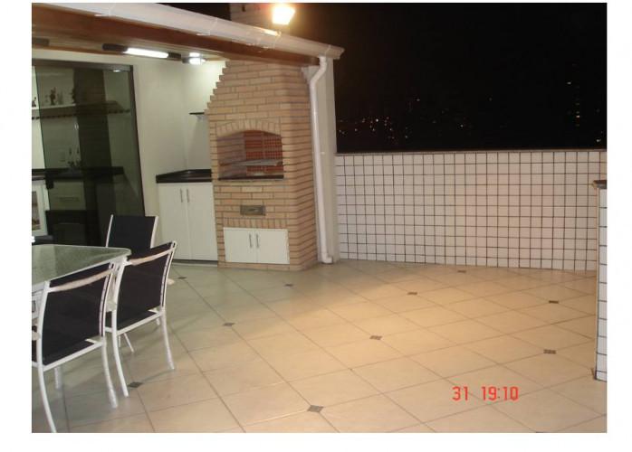 Cobertura 03 Dormitórios 180 m² em São Caetano do Sul - Bairro Barcelona.