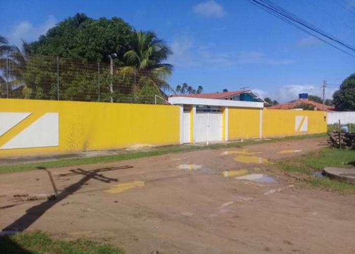 IPIOCA COND. SAUAÇUHY CASA EM 2 LOTES LAZER COMPLETO