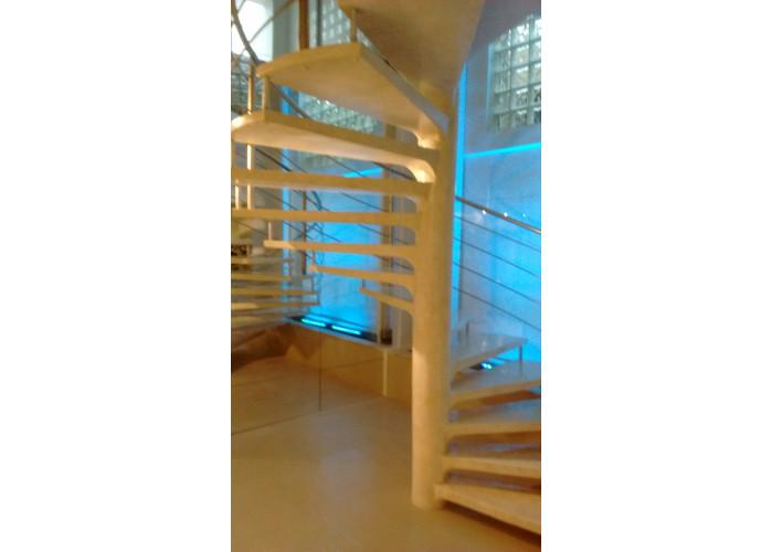 pintura marmorizada em escada - marmorização