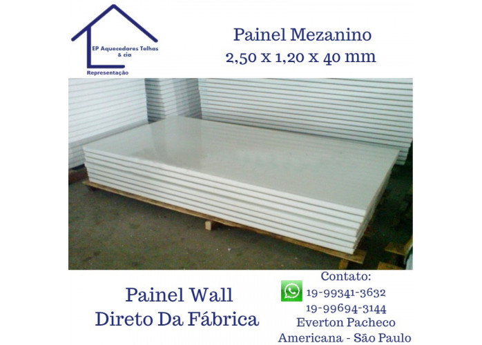 Painel EPS