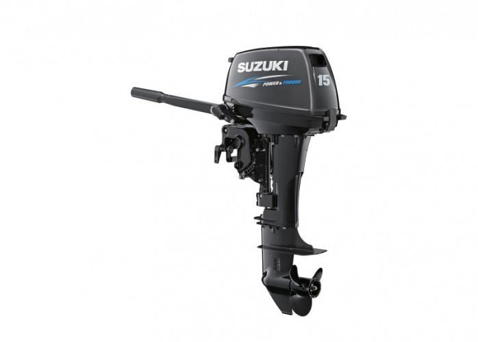 Motor de popa Suzuki novo