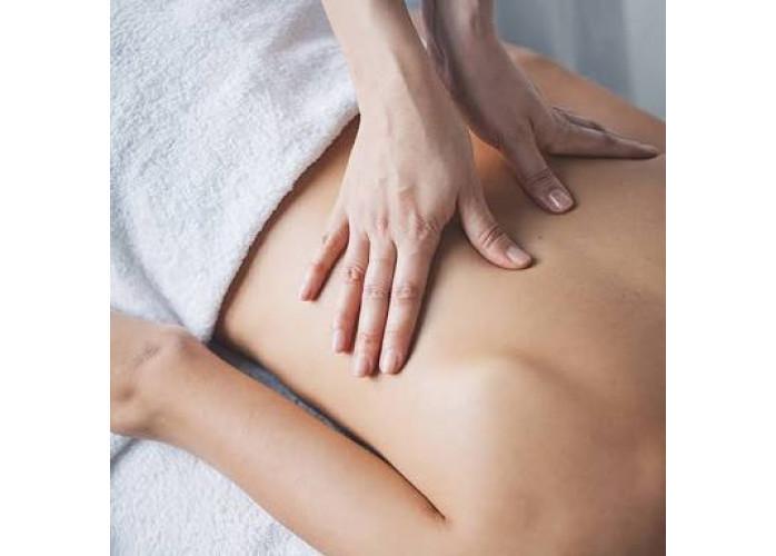 Drenagem linfatica/limpeza de pele e massoterapia fem e masc