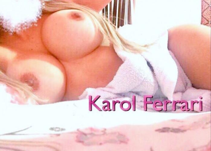 massagem Especial com a Carolzinha linda pra você sem decepção