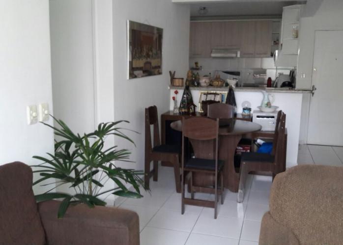 Ótimo Apartamento 2 Dormitórios 76 m² na Praia das Astúrias, Jardim Las Palmas - Guarujá.
