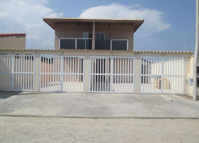 Casa nova a venda em Itanhaém.
