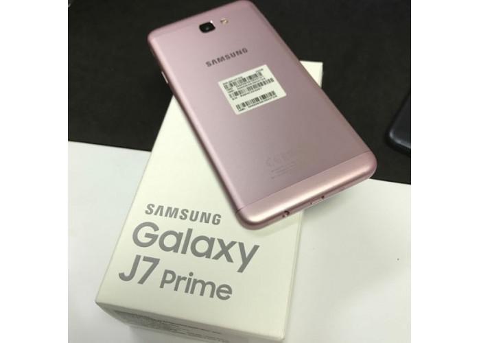 Celular Galaxy J7 Prime 32gb 13mp 4g Tela 5.5 rosa preto ou dourado