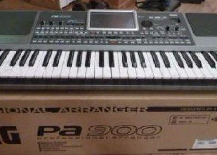 Teclado Korg PA900 novo na caixa com 1 ano de garantia