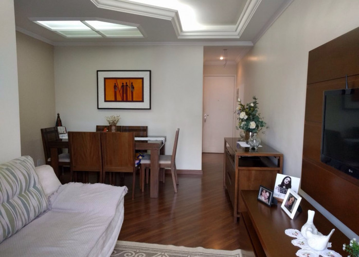 Apartamento 3 Dormitórios 65 m² em São Bernardo do Campo - Baeta Neves.