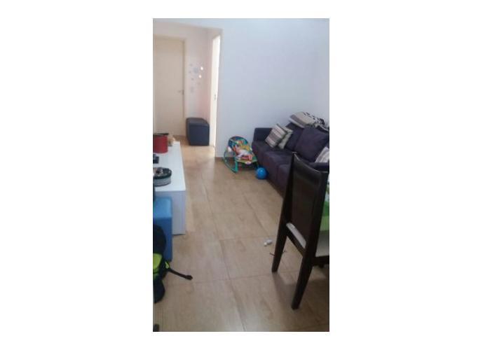 Apartamento à venda, 43 m², 2 quartos, 1 banheiro