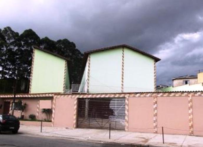 Sobrado à venda, 66 m², 2 quartos, 1 banheiro