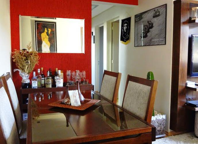 Apartamento à venda, 55 m², 3 quartos, 1 banheiro