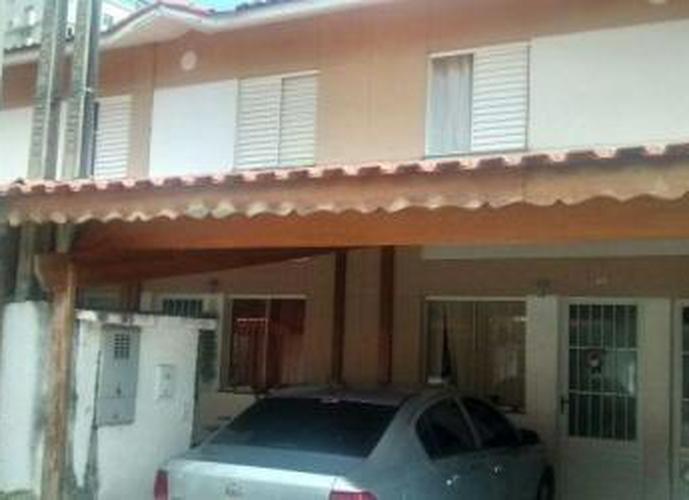 Sobrado à venda, 76 m², 2 quartos, 1 banheiro