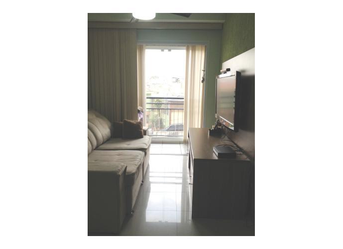 Apartamento à venda, 58 m², 2 quartos, 1 banheiro, 1 suíte